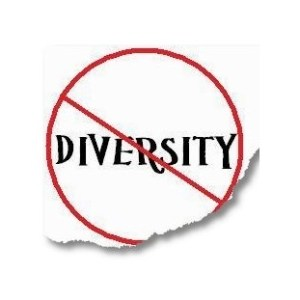 no-diversity