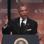 President Obama's CBC Speech Was Crucial at this Moment In History