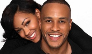 DeVon Franklin Meagan Good