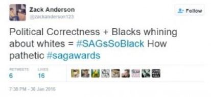 SAGSSOBLACK Tweet 2