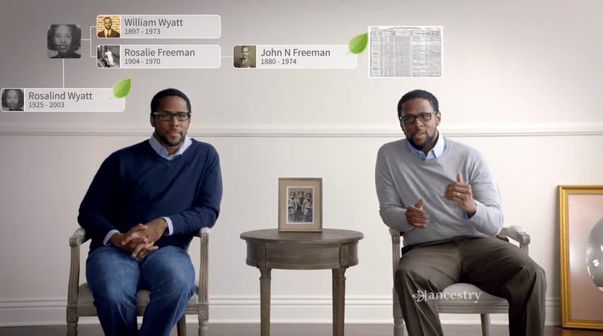 The Ancestry.com Ads Are Case Studies In Racial History