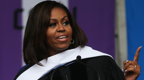 Michelle obama college essay