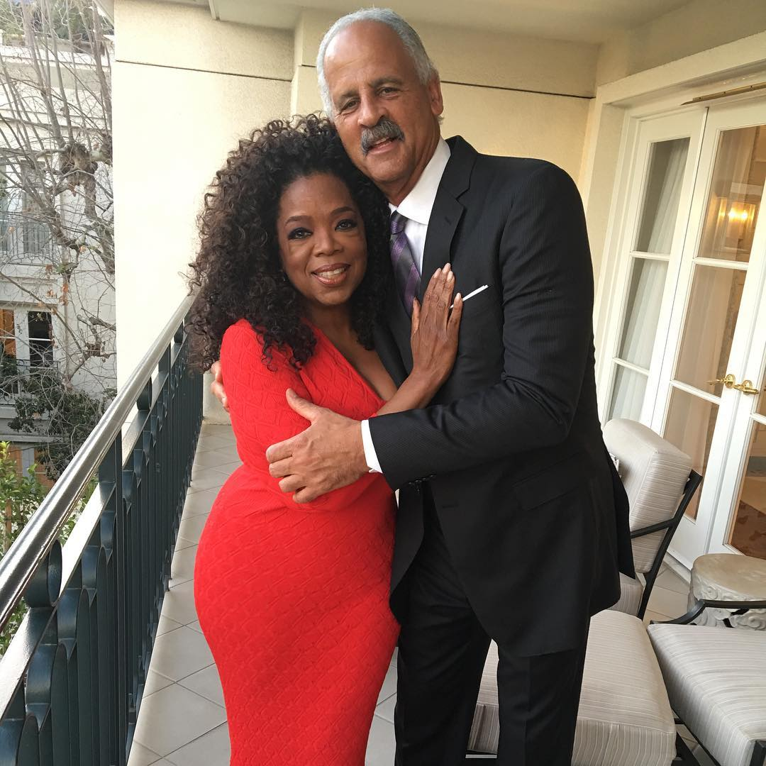 Is oprah still dating stedman 2012