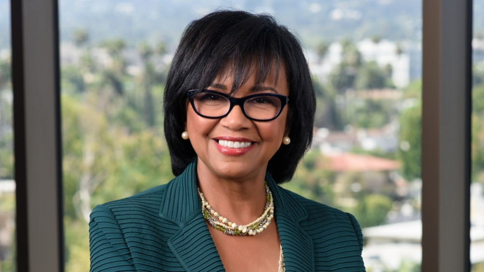 Outgoing President Cheryl Boone Isaacs is the Academy's burned out Black friend