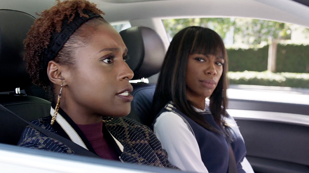 Insecure, Issa Rae, Yvonne Orji, HBO, Hella Blows