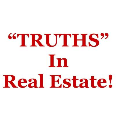 "6 Market ""TRUTHS' Sellers Need to Know!"