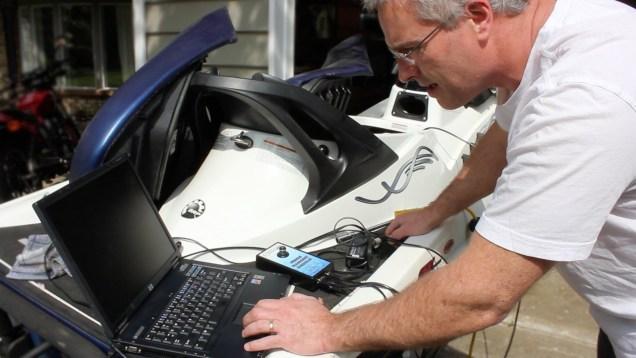 How To: 4-TEC Jet Ski Troubleshooting (GTX 185 Sea-Doo Fuel Pump Repair)
