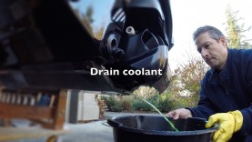 How to do a Coolant Flush on a Sea-Doo GTR 215 4-TEC