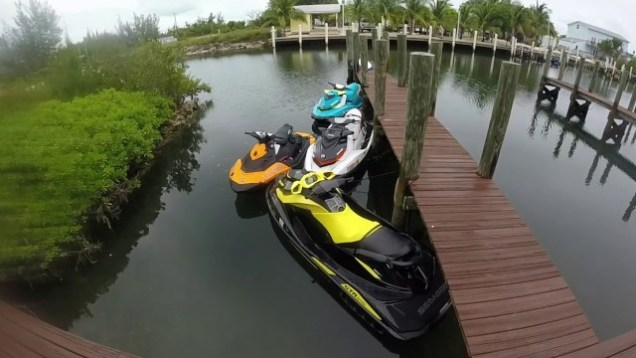 Jet Ski to Bimini July 2017