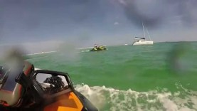 JetSki Mouth of Tampa Bay Ride