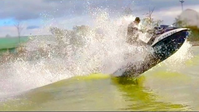 The Perils of Cold Weather Jet Ski Riding