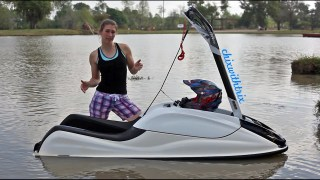 How to Ride a Stand Up Jet Ski – The Basics