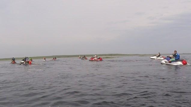 Space Coast Jet Riders 20-Ski Group Ride