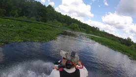 Jetski Ride on the Oklawaha River with SCJR