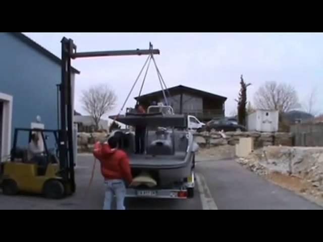 The World Largest Jetski Le Magnum Watercraft Tv