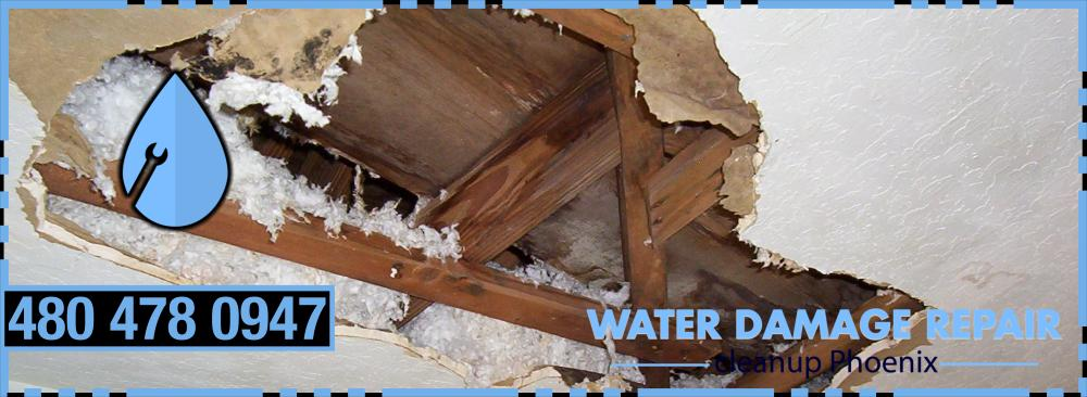 water damage restoration phoenix 80