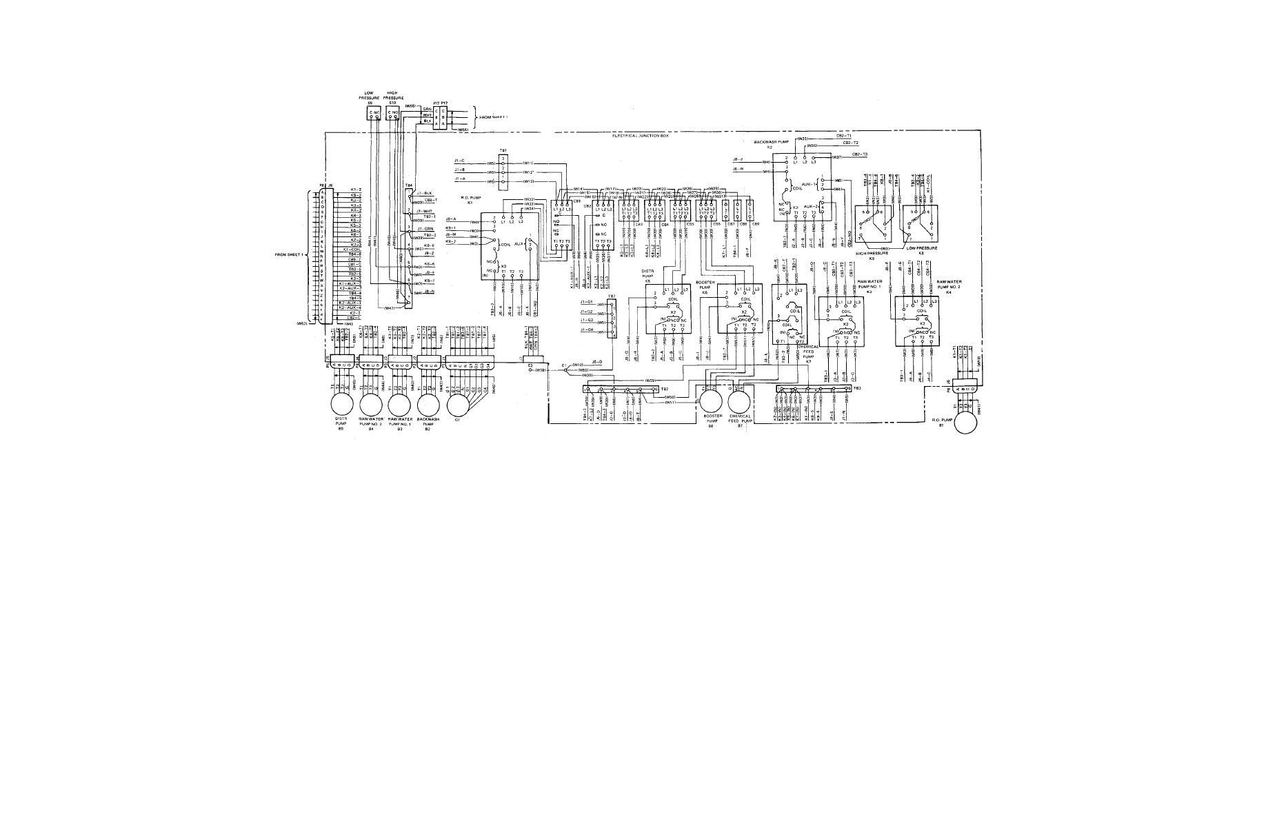 Fo 4 Interconnection Diagram Rowpu Sheet 2 Of 3