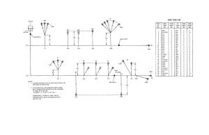 FO8 Wiring Diagram, Junction Box Harness W4