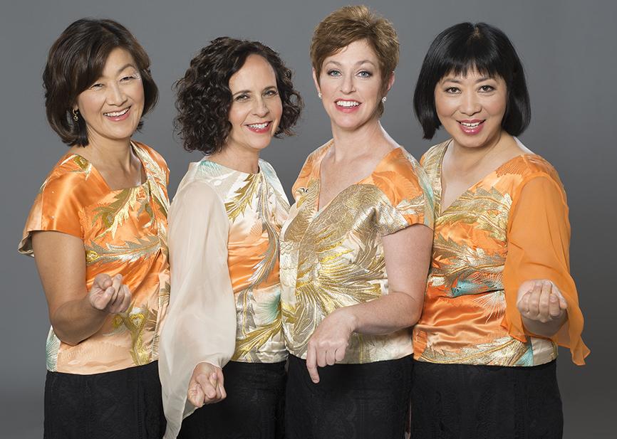 Cassatt String Quartet for Seal Bay Music Festival