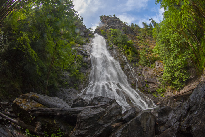 Rocky Brook Falls