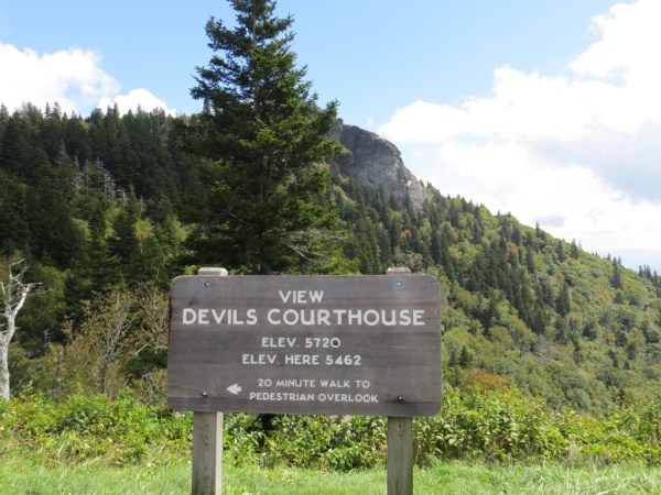 devils courthouse – Waterfalls Hiker
