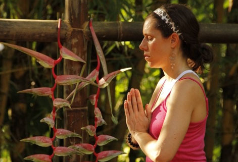 Yoga and Nature Experience in Waterfall Villas Costa Rica