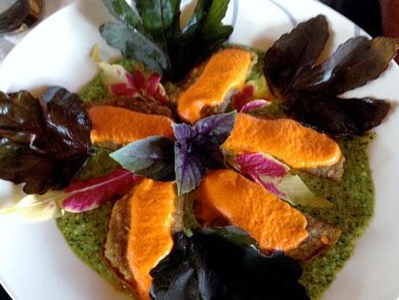 Raw foods Inspirational Class with Fateh Bolivar