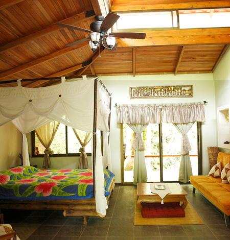 dragonfly suite II waterfall villas