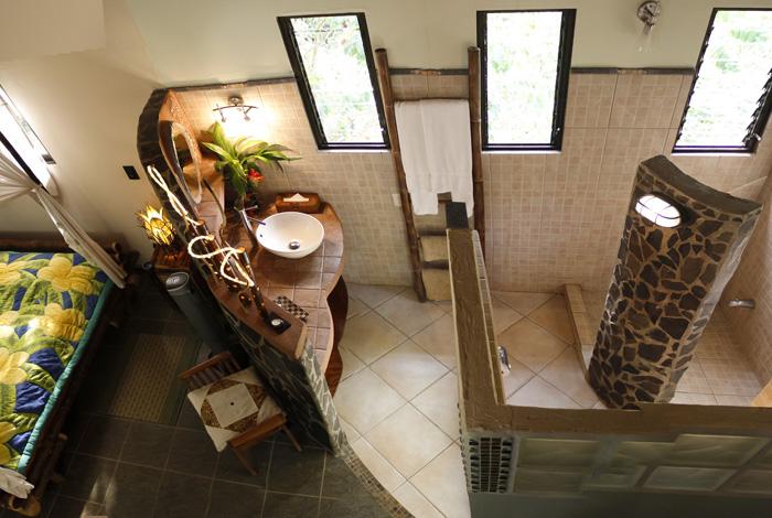 Dragonfly Suite 1 Villa Waterfall Villas in Costa Rica