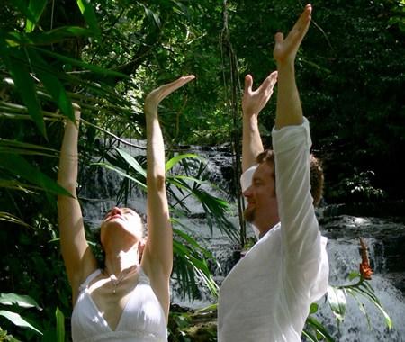 Romantic Getaway Costa Rica   Waterfall Villas Valentine Package