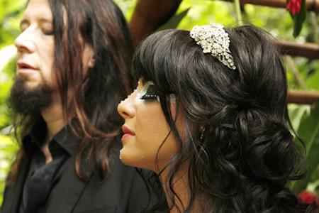 Costa Rica Waterfall Wedding