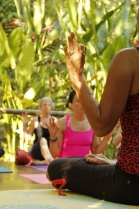 waterfall villas yoga retreat