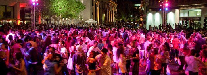 Ballroom Crowd