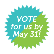 Please vote for WaterFire Providence today and every day until May 31, 2013! Thanks!