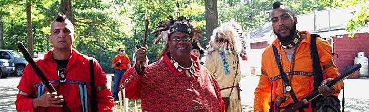3rd Annual First Light Powwow in Burnside Park