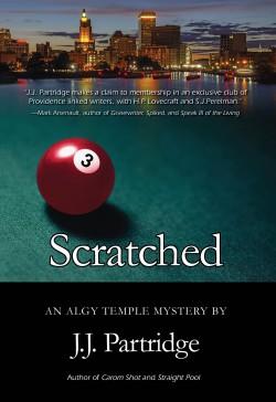 Scratched - J. J. Partridge