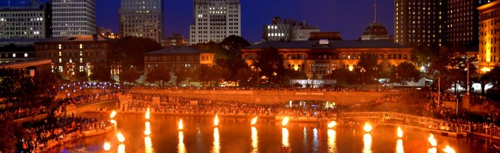 WaterFire Providence and the Map Center 2018 Season Recap