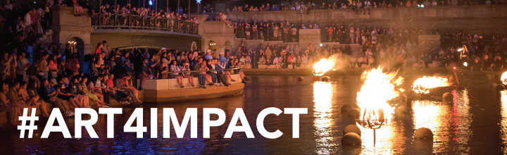 Announcing the 2019 #Art4Impact Series and WaterFire Season Schedule
