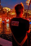 2018-7-28 WaterFire Providence (Photograph by Jeff Meunier)