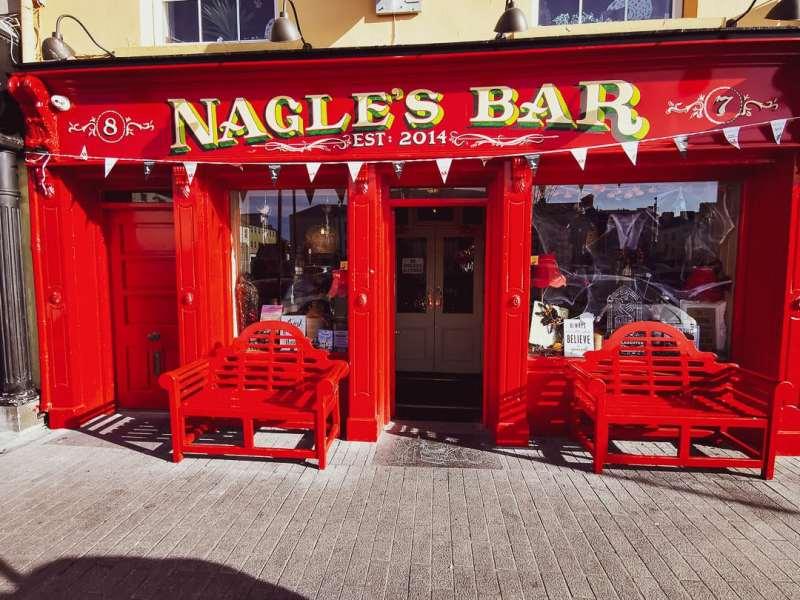 Place Nagles Bar Exterior 02