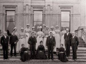 Mountcongreve Servants