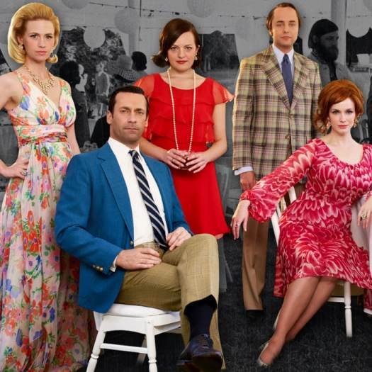 Mad Men Gang