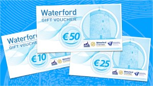 Waterford Chamber Vouchers