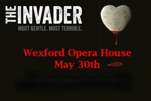 Invader grfx Wexford
