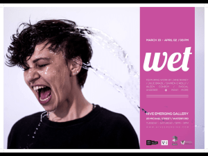 wet at hive 2015