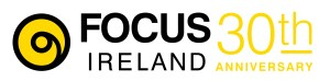 Focus Ireland Logo Landscape