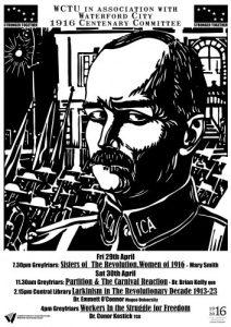 johnny cloono trade unionist 1916