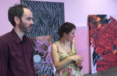 Soma Contemporary Art Gallery Opening