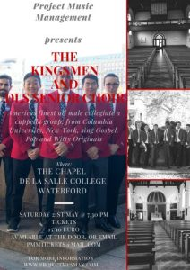 Kingsmen Waterford Concert