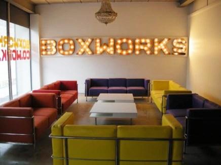Boxworks lounge
